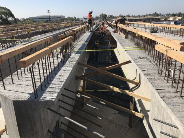 Valley View Ave  Interchange Project – August 16- August 23